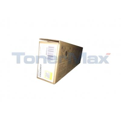 OKIDATA CX2633 MFP TONER CARTRIDGE YELLOW